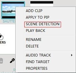 Scene Detection