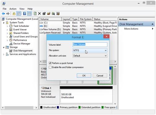 Hur Man Partitionera En Hårddisk I Windows 10