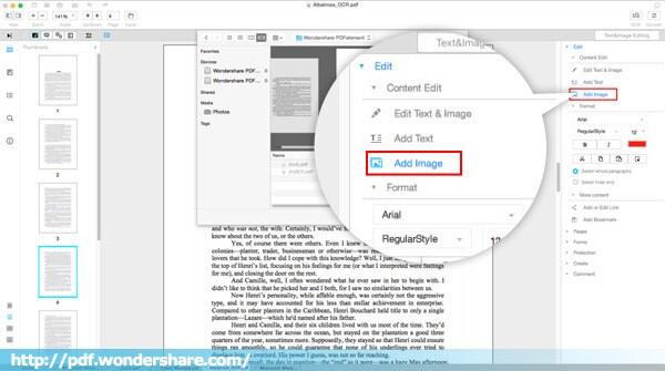 add image to PDF