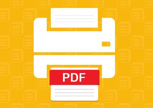 Android PDF Printer