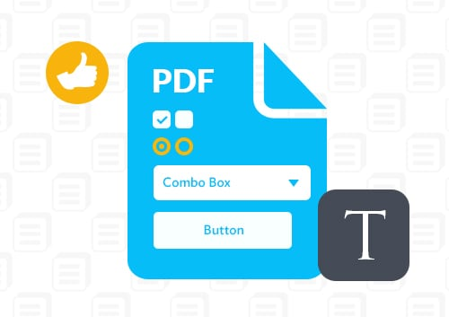 Best PDF form Filler