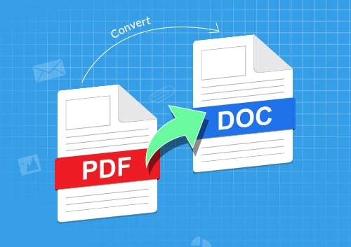 Convert Scanned PDF to Word