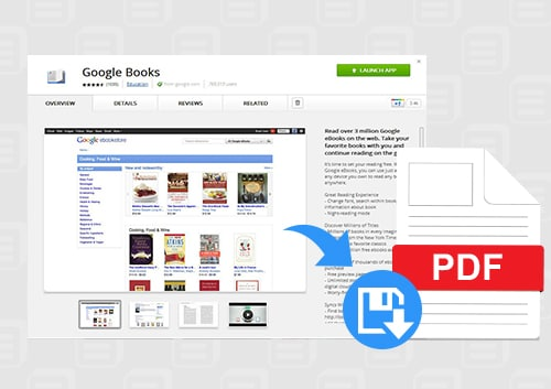 Download PDF From Google Books