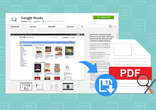 Edit PDF Downloaded From Google Books