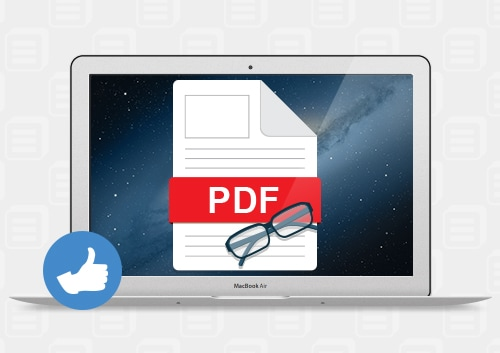 Edit PDF Files on Mac