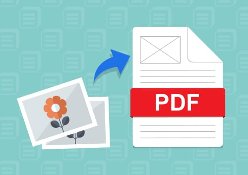 Insert Images into PDF in Adobe Acrobat