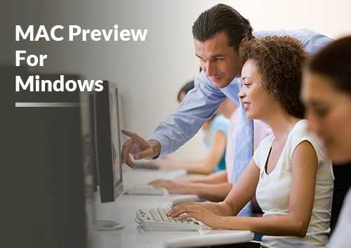 Mac Preview for Windows