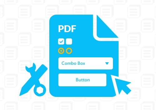 Make PDF form