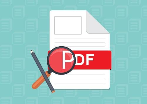 Manipulate PDF Files