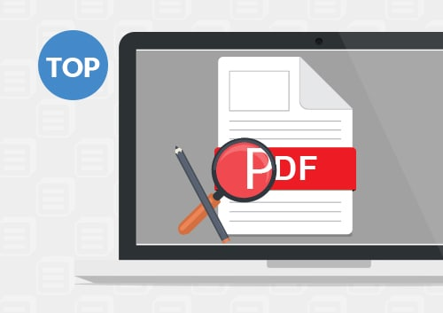 Open PDF Files on Mac