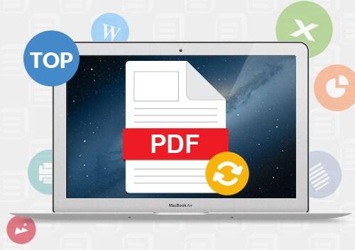 PDF Converters for Mac