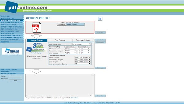 Optimizer-online