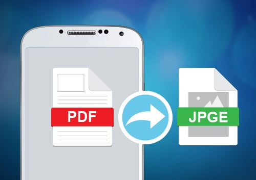 PDF to Jpg Android