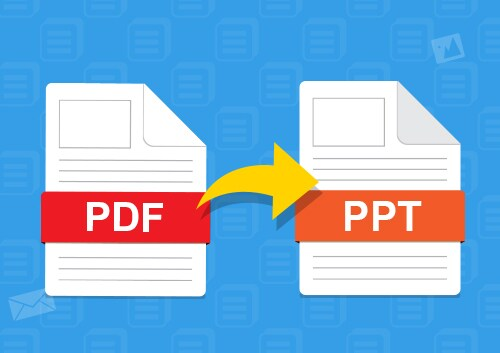 PDF to PowerPoint in Windows 8