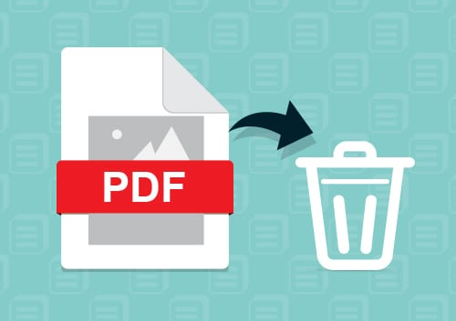 Remove Images From PDF