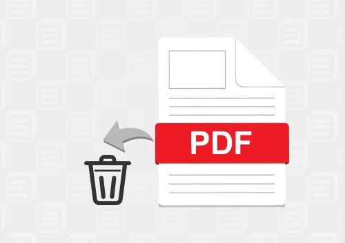 Remove PDF Security