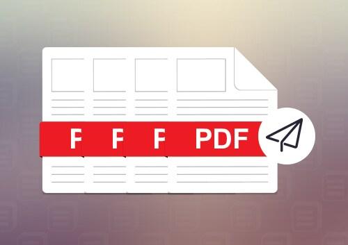 Send Large PDF Files