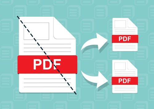 Split PDF Pages