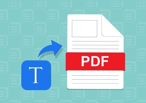 Write on A PDF