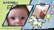 My Baby Collages
