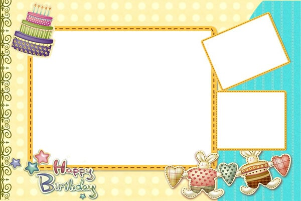 61 template for birthday collage for birthday collage template