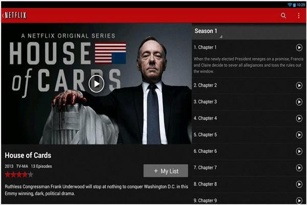 netflix watch free videos