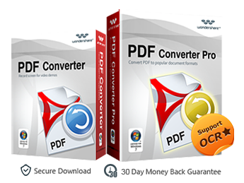 Wondershare PDF Converter Pro 4.0.1 Plus Serial