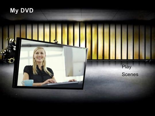 Wondershare dvd creator ntawv qhia zaub mov dawb dvd templates standard dvd menu templates maxwellsz