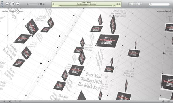 itunes visualizer figure