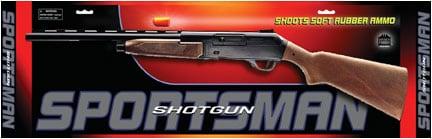 sportsman shotgun toy