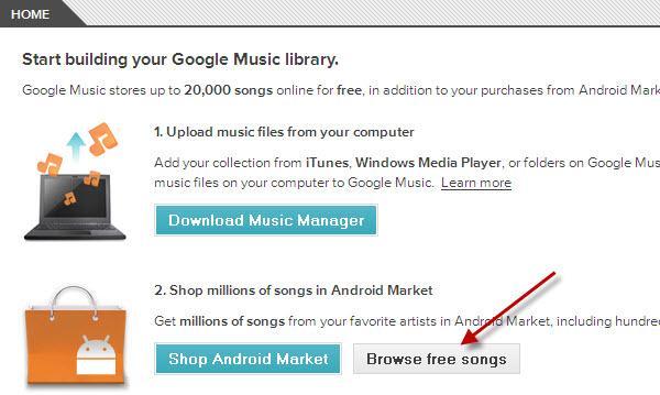 free google music