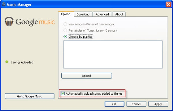 itunes to google music