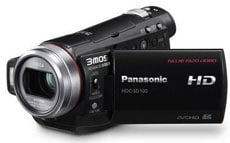 panasonic camcorder recovery