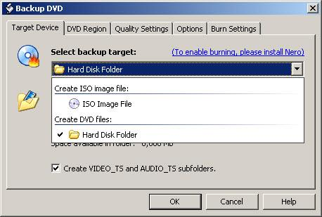 use dvd shrink backup