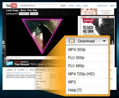 easy youtube downloader addon