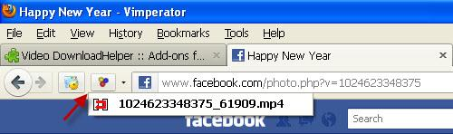 download facebook video to dvd