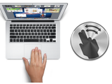 Lion Features: Multi-Touch Gestures