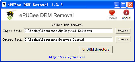 remove EPUB DRM protection