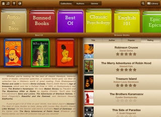 download eBooks on iPad