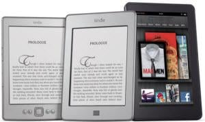 Kindle touch-kindle family