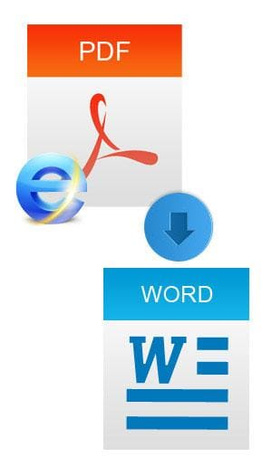 pdf to word document online