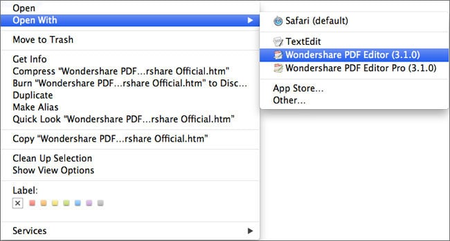 Edit pdf text in mac