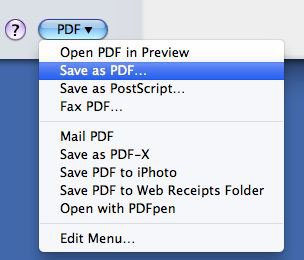 reduce pdf size mac