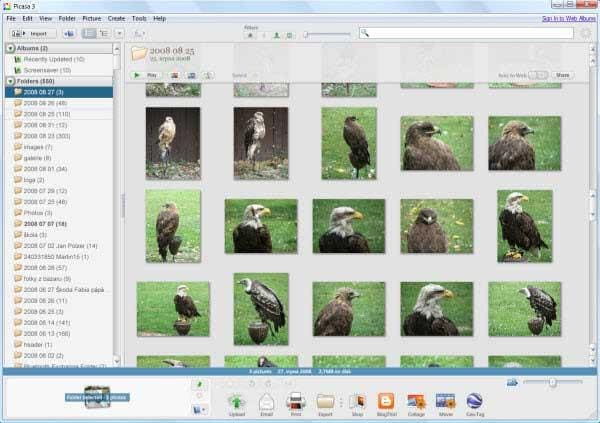 free photo organizer software