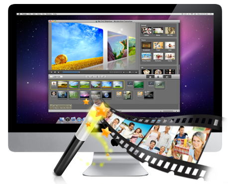 mac fantashow banner Make a Video clip With Windows Live Film Maker