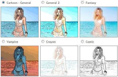 photo cartoon converter