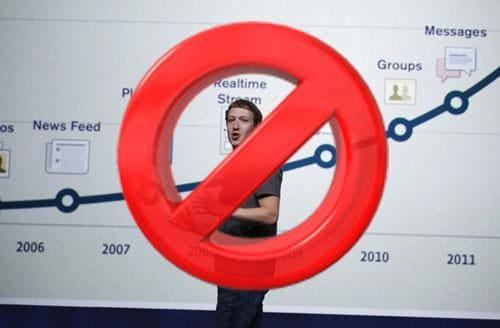 stop facebook timeline