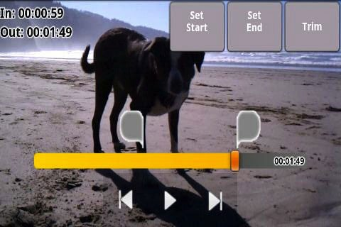 video editor for android
