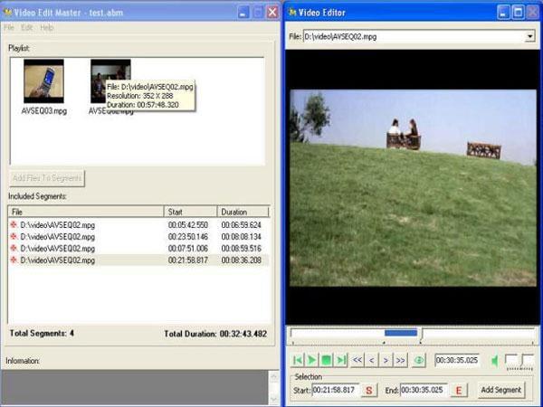 free divx video cutter