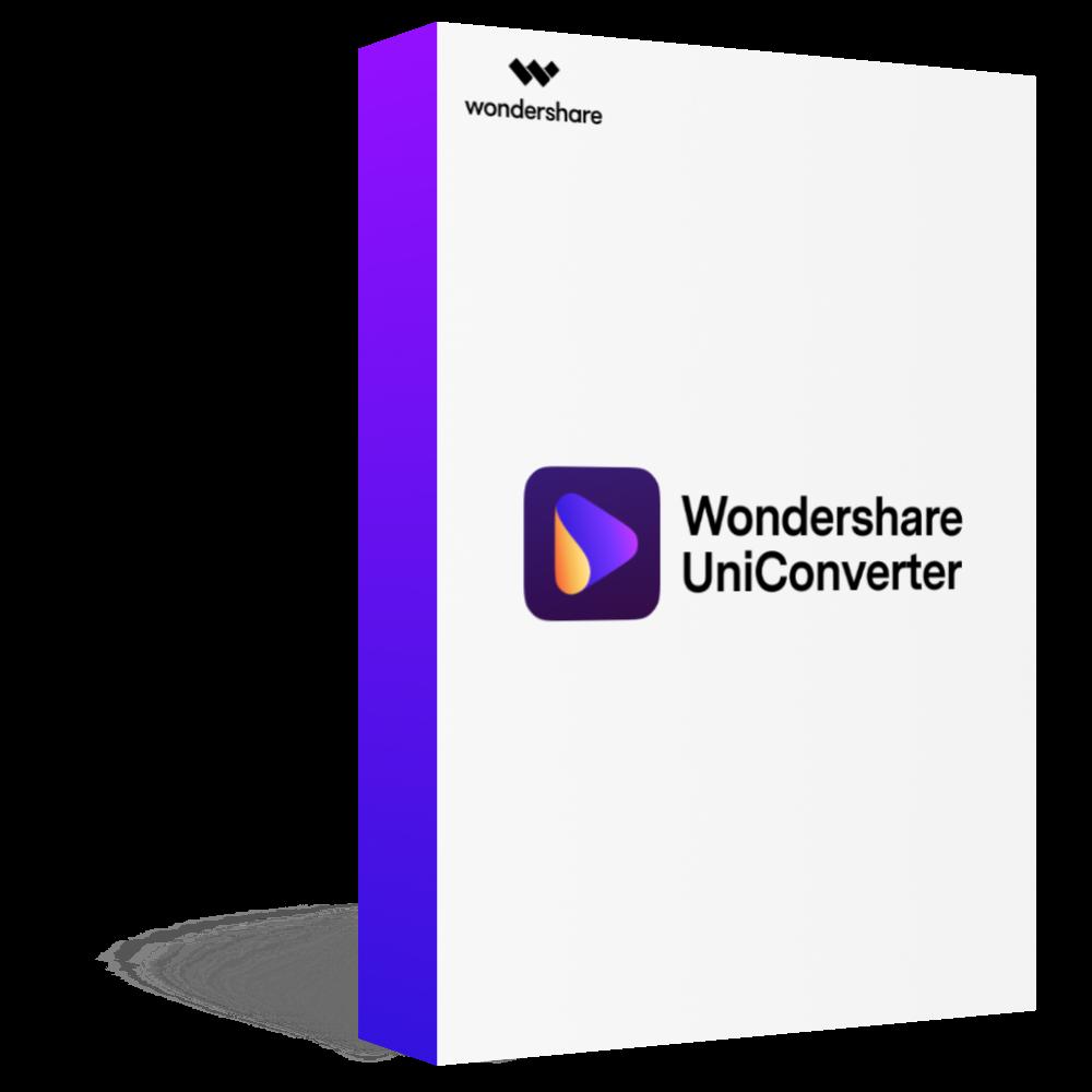 Wondershare video compressor